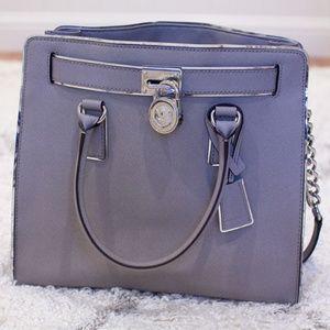 Grey Michael Kors Bag